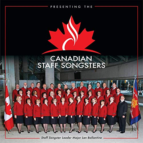 Presenting the Canadian Staff Songsters - CD