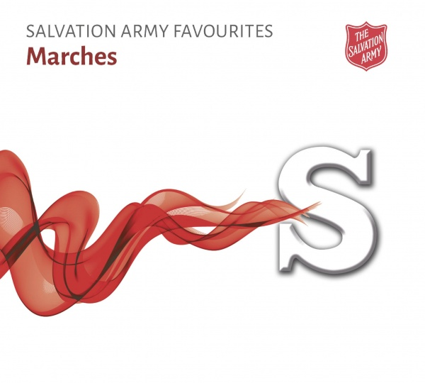 Salvation Army Favourites - Marches - CD