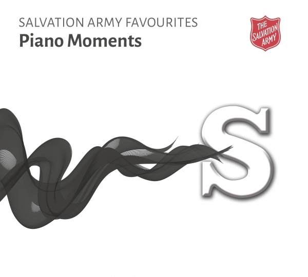 Salvation Army Favourites - Piano Moments - CD