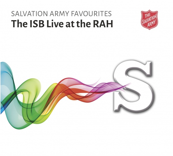 Salvation Army Favourites - The ISB Live at the RAH - CD