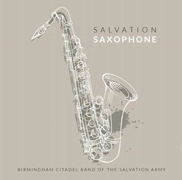 Salvation Saxophone - CD