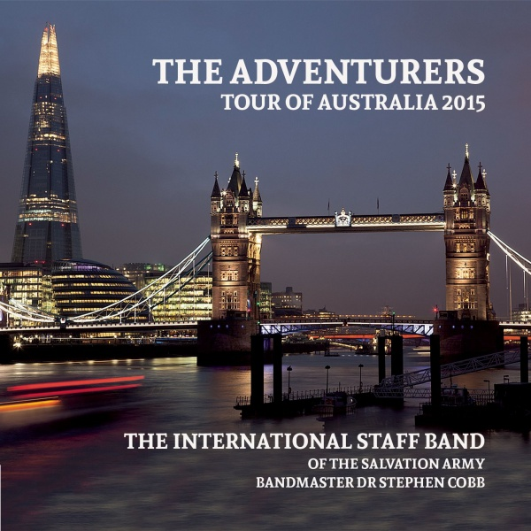 The Adventurers (Tour Edition) - CD