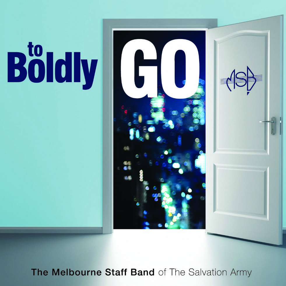 To Boldly Go - CD