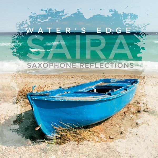 Water's Edge - Saxophone Reflections - CD