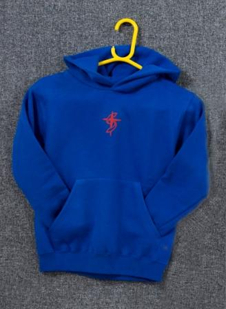 Children's Hoodie in Royal Blue
