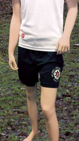 Children's Shorts - Navy