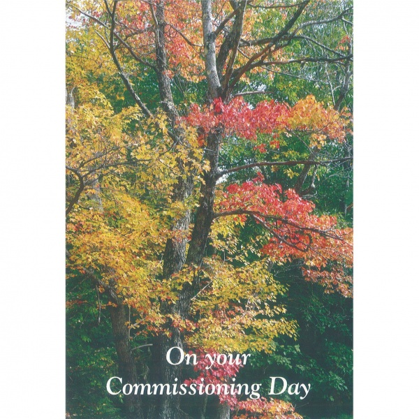 Commissioning Card - Autumn