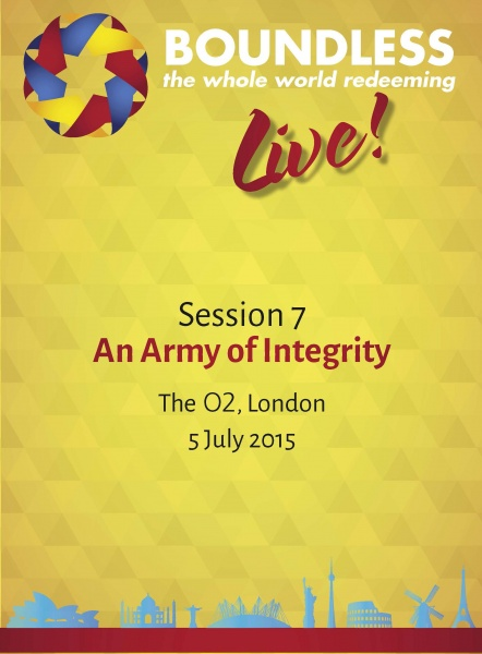 Boundless Live! Session 7 - An Army of Integrity
