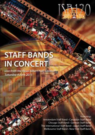 ISB 120 Staff Bands in Concert (NTSC Version)