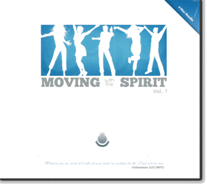 Moving with the Spirit Vol. 1 (Double DVD)