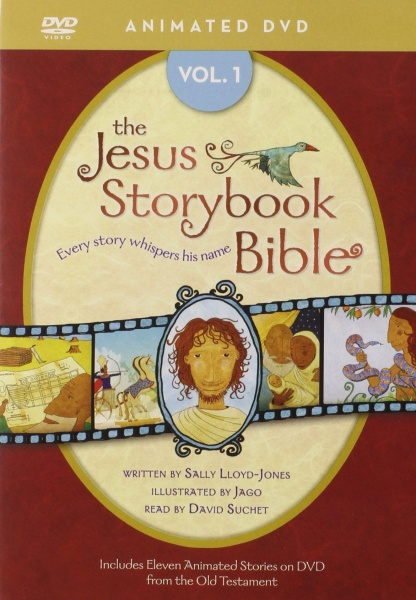 The Jesus Storybook Bible Animated DVD Volume 1
