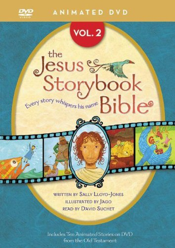 The Jesus Storybook Bible Animated DVD Volume 2