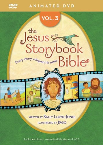 The Jesus Storybook Bible Animated DVD Volume 3
