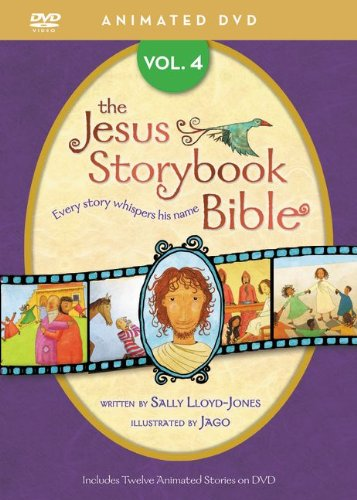 The Jesus Storybook Bible Animated DVD Volume 4