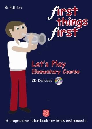 First Things First Let's Play Bb/Eb Edition (Pack of 10)