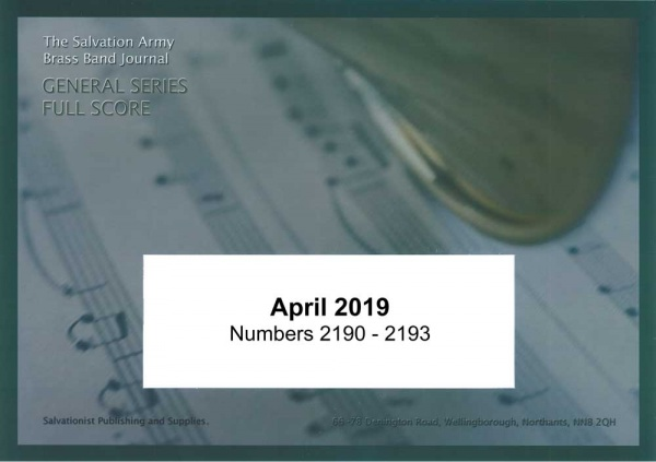 General Series April 2019 Numbers 2190 - 2193