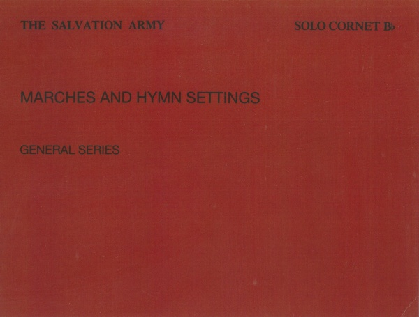 General Series Marches and Hymn Settings