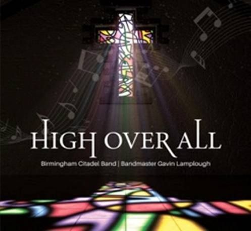 High Over All - CD