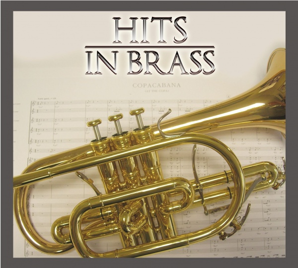 Hits in Brass - CD