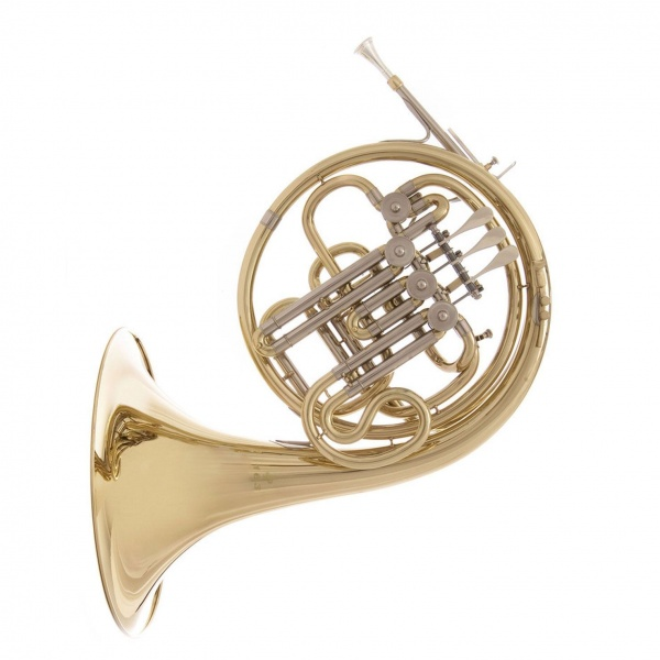 JP163 Bb/F compensating French Horn