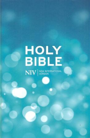 Large Print Hardback Bible (NIV)