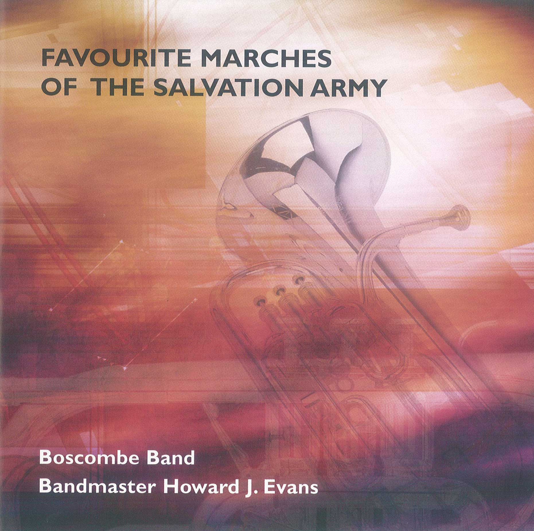 Favourite Marches of the Salvation Army - Download