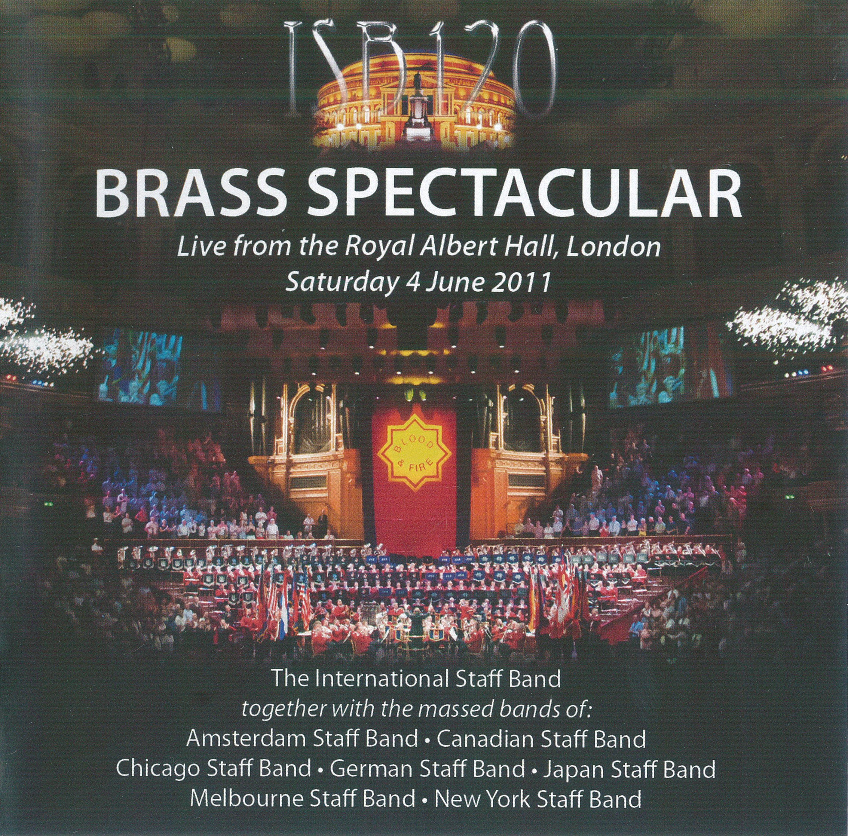ISB120 Brass Spectacular (Saturday Evening) - Download