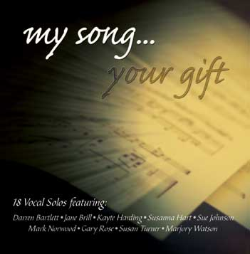 My Song... your Gift - Download