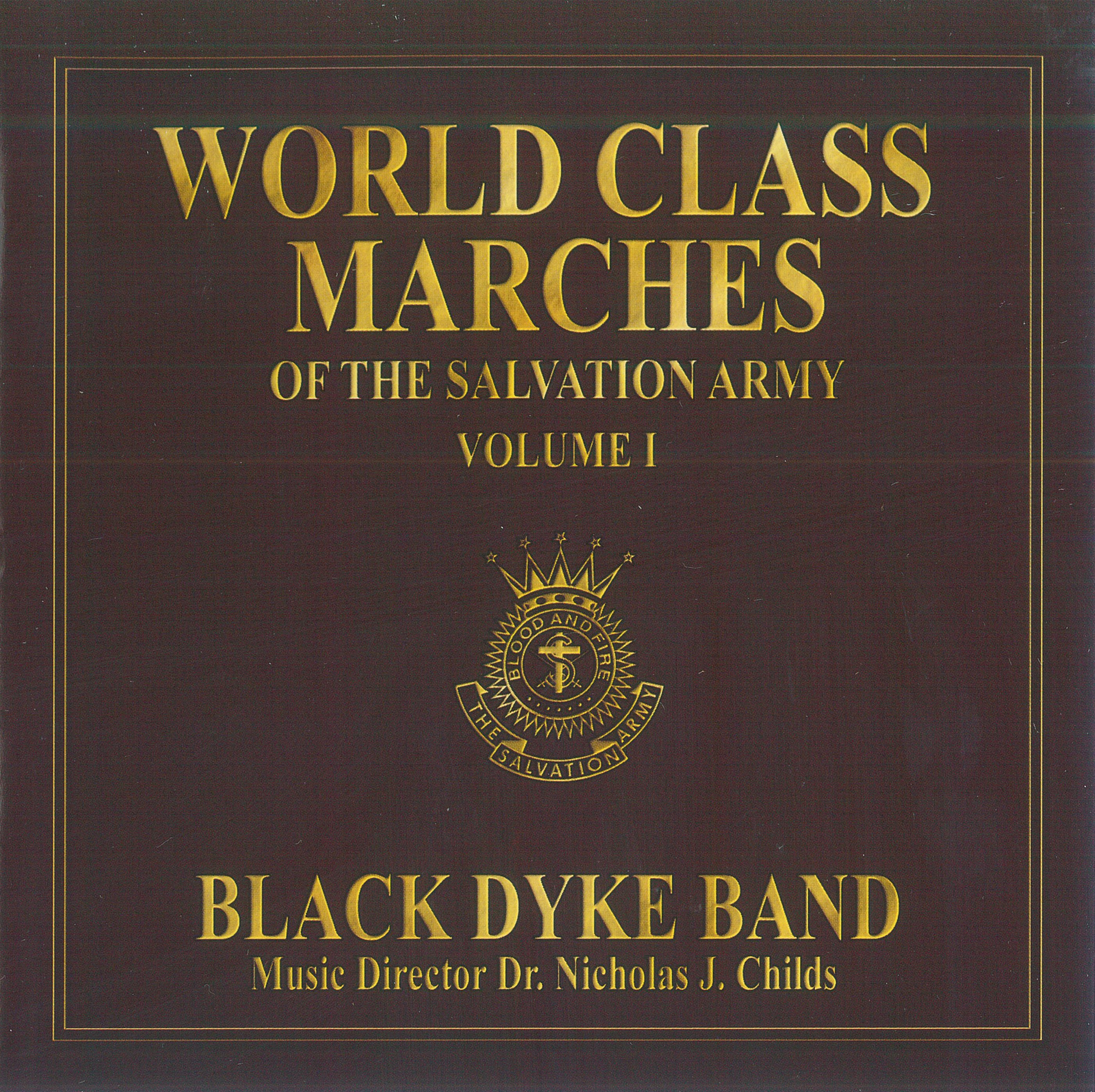 World Class Marches of The Salvation Army Volume I - Download