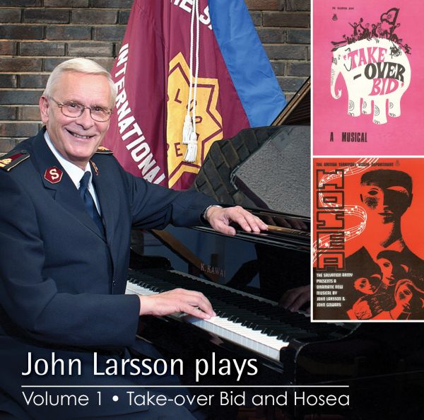 John Larsson Plays Volume 1 - Take-over bid and Hosea - Download
