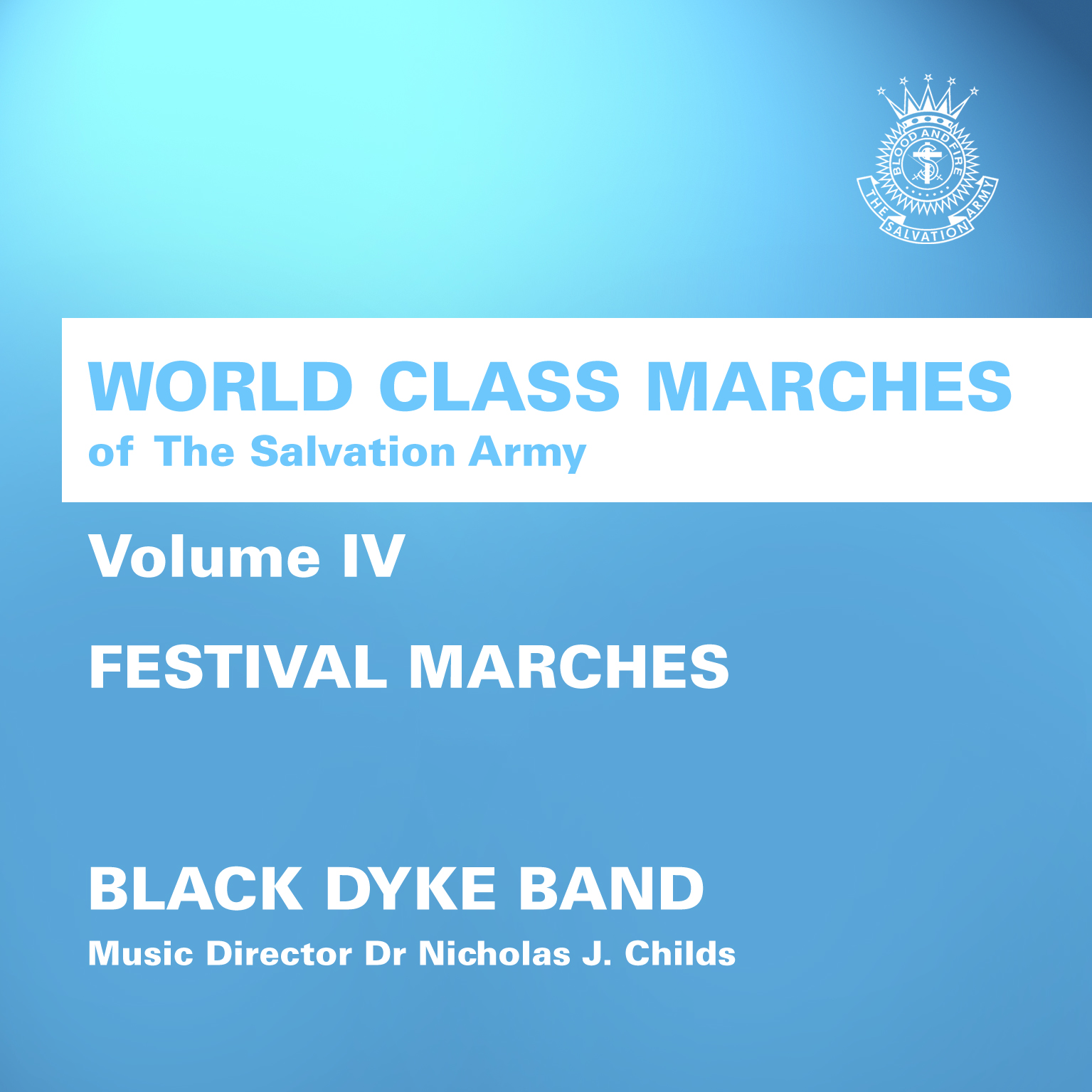 World Class Marches of The Salvation Army Volume IV - Download