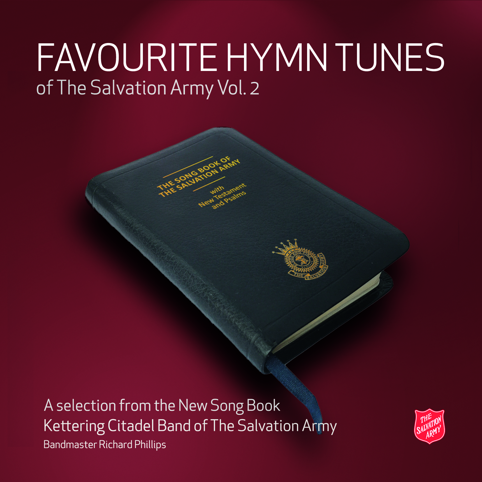 Favourite Hymn Tunes of The Salvation Army Vol. 2 - Download
