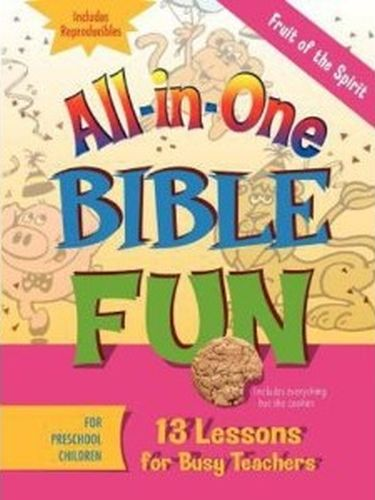 All-in-One Preschool Friuts of the Spirit