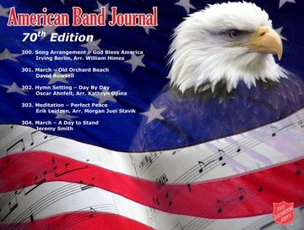 American Band Journal 70th Edition