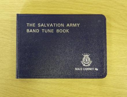 Band Tune Book (Mini) Solo Cornet