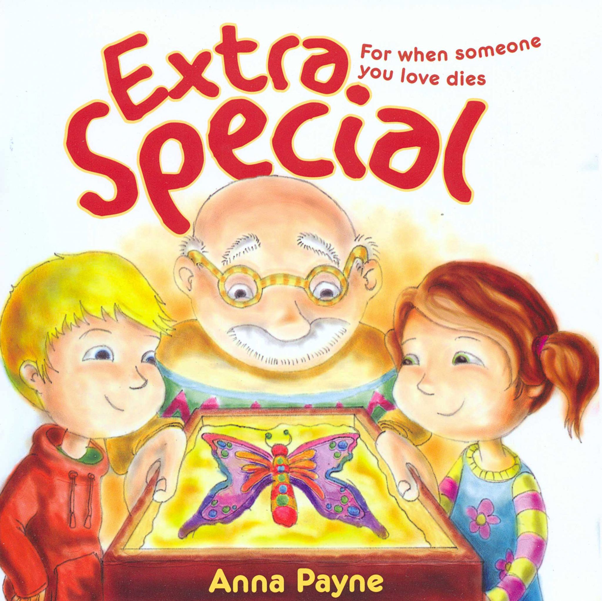 Extra Special - For When Someone You Love Dies