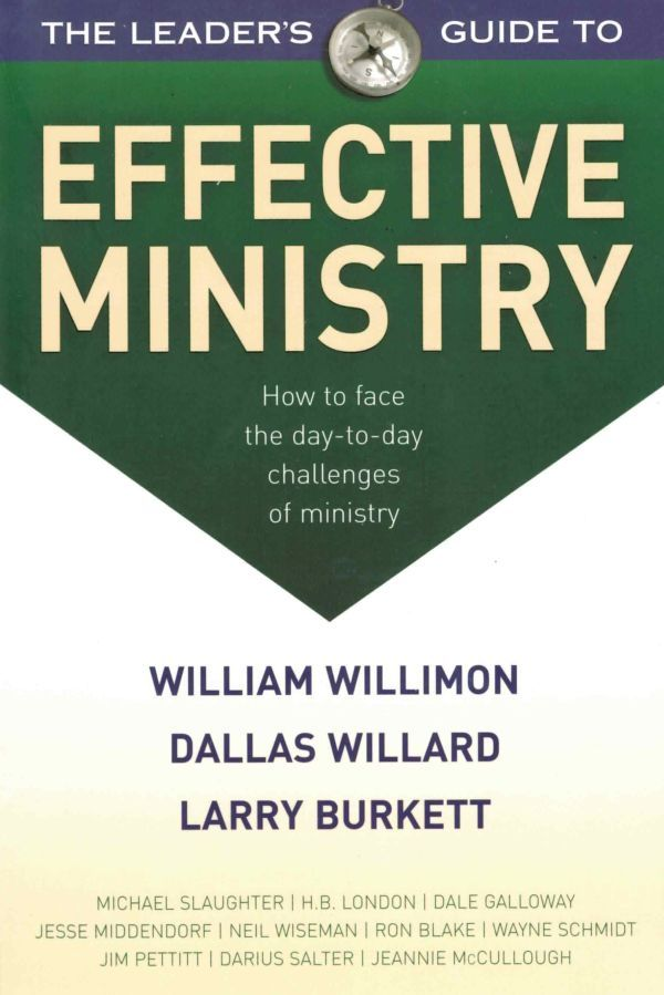 Leader's Guide to Effective Ministry