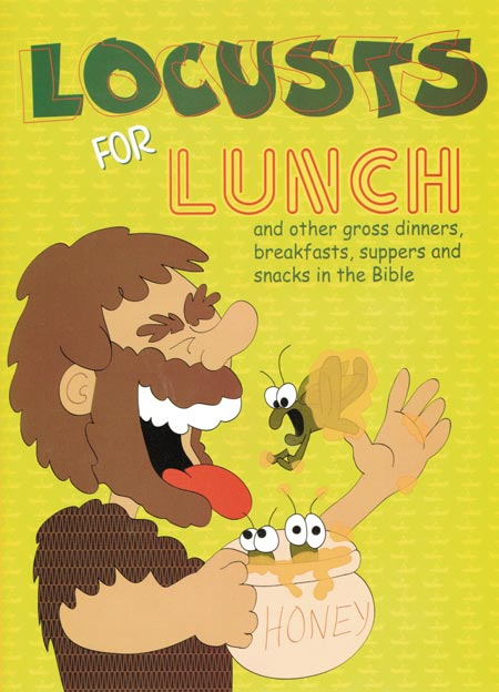 Locust's for Lunch Activity 8-12