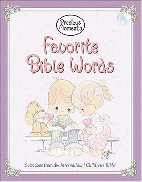 Precious Moments Favourite Bible Words