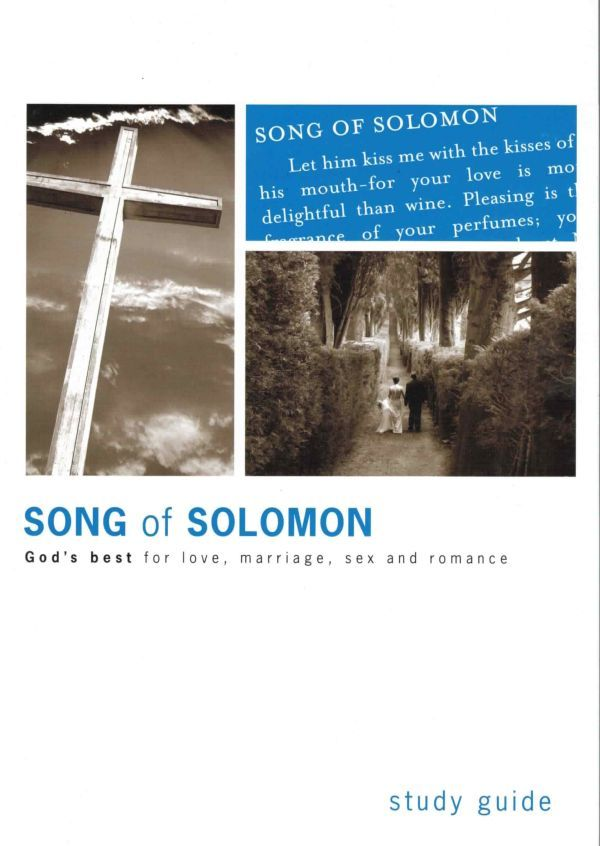 Song of Solomon - Bible Study Series Guide