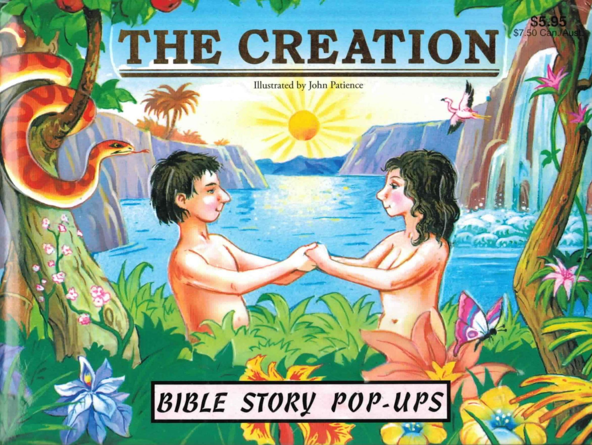 The Creation - Bible Story Pop-Ups