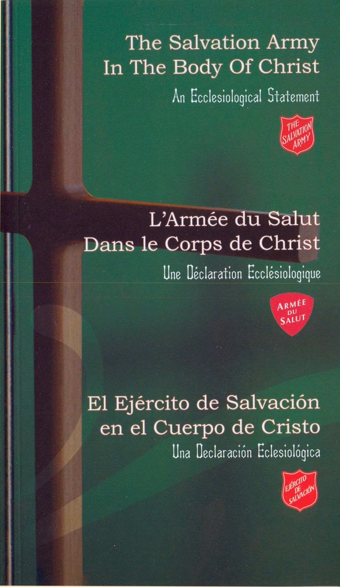 The Salvation Army - In the Body of Christ