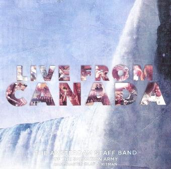 Live From Canada - CD