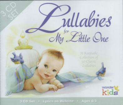 Lullabies for my Little One - Triple CD