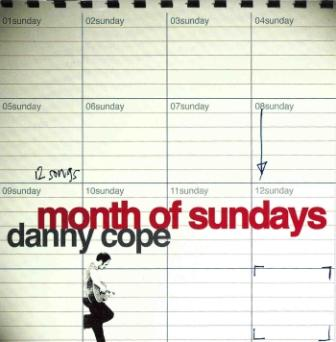 Month of Sundays - CD