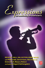 Expressions - Regent Hall Band & Songsters