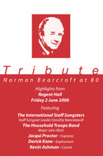 Tribute to Norman Bearcroft (NTSC Version)