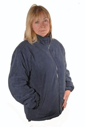 De Luxe Fleece Plain