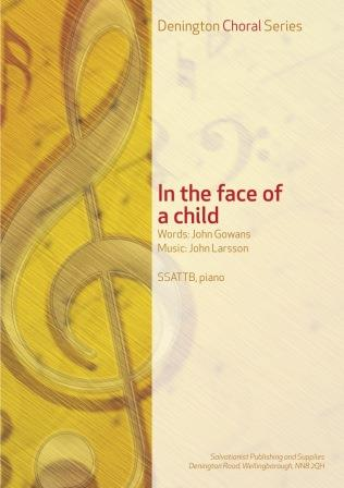 IN THE FACE OF A CHILD - SSATTB