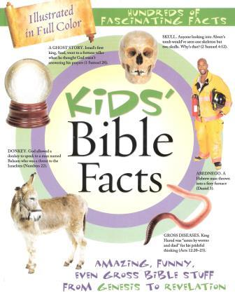 Kid's Bible Facts